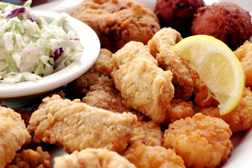 Seafood Dinner near Dallas, TX