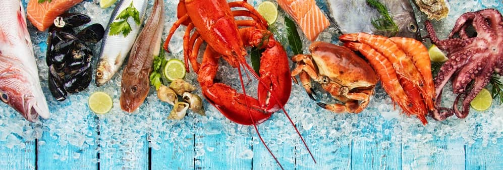 Seafood Markets near Dallas, TX