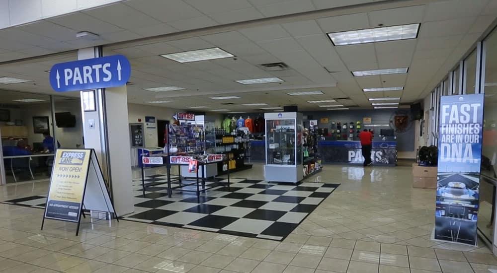 Dallas Dodge Chrysler Jeep Ram Service & Parts Center