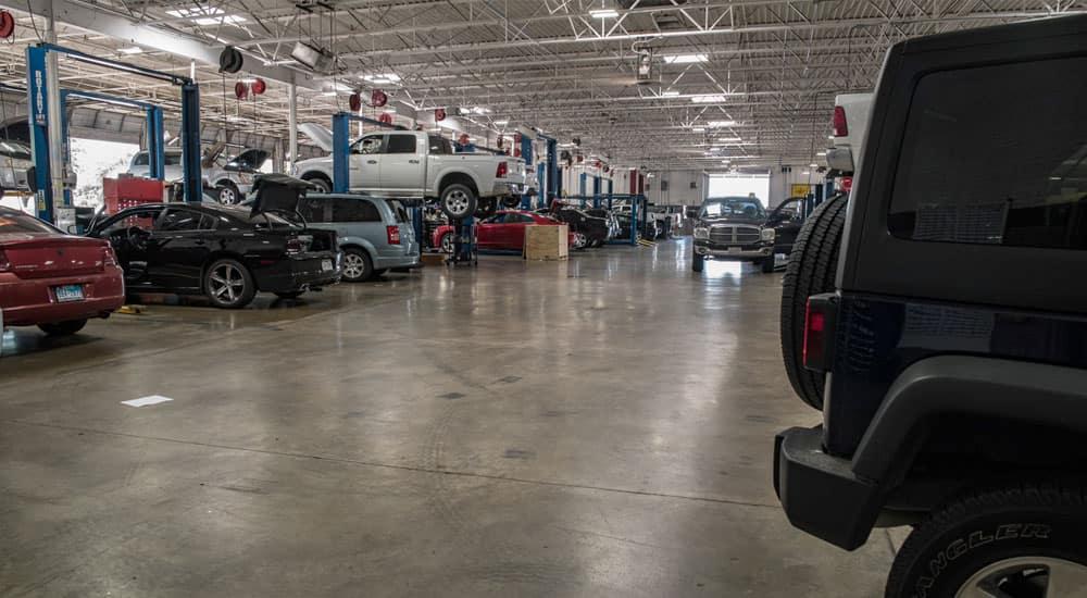Dallas Dodge Chrysler Jeep Ram Service
