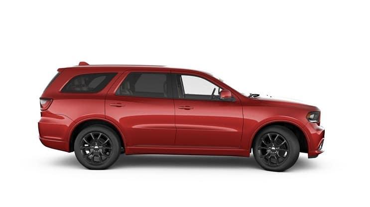Dodge Durango RT Red