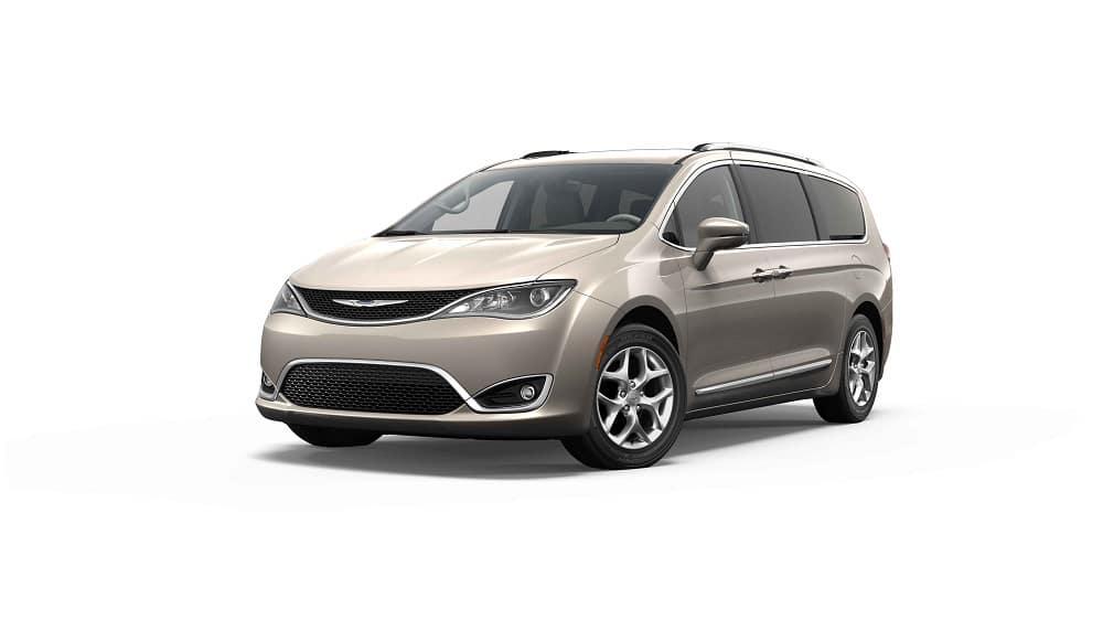 Chrysler Pacifica Molten Silver Jelly