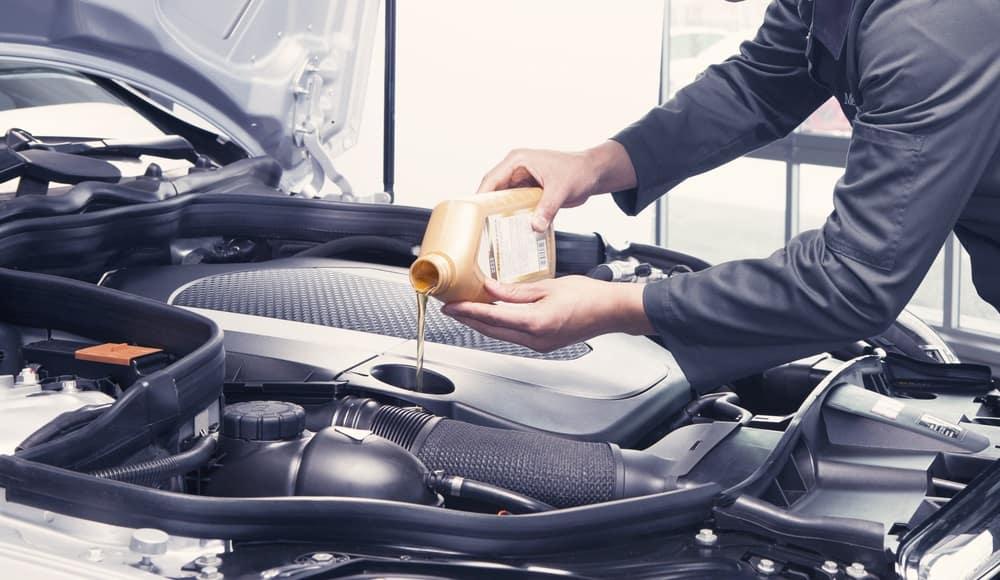 Jeep Oil Change