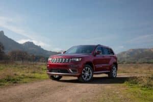2020 Jeep Grand Cherokee near Fort Worth TX