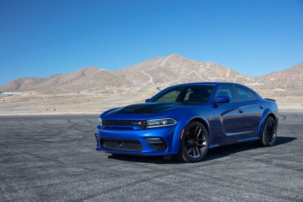 Dodge Charger Performance