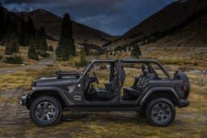 Jeep Wrangler vs Wrangler Unlimited