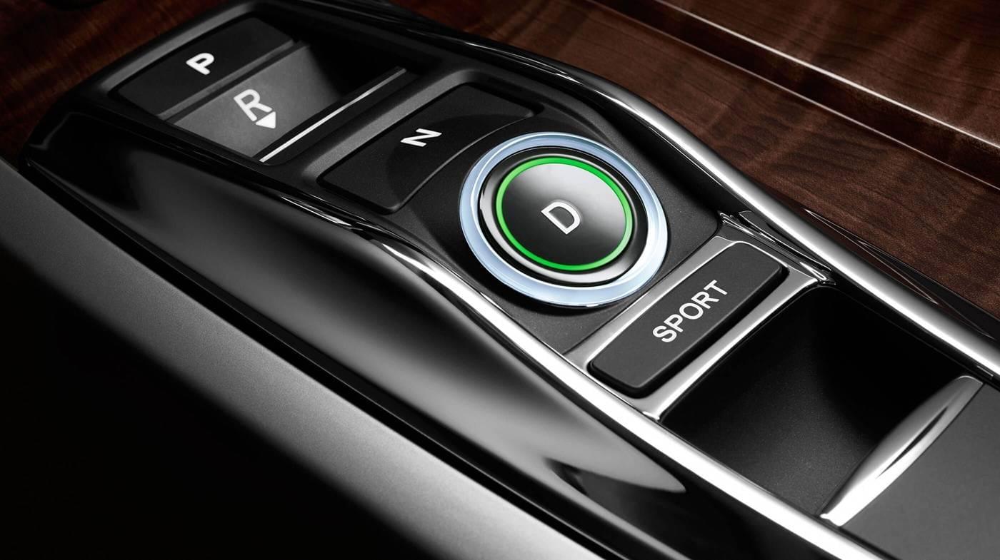 2017 Acura RLX transmission