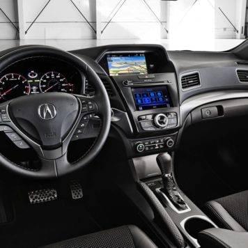 2017 Acura ILX interior