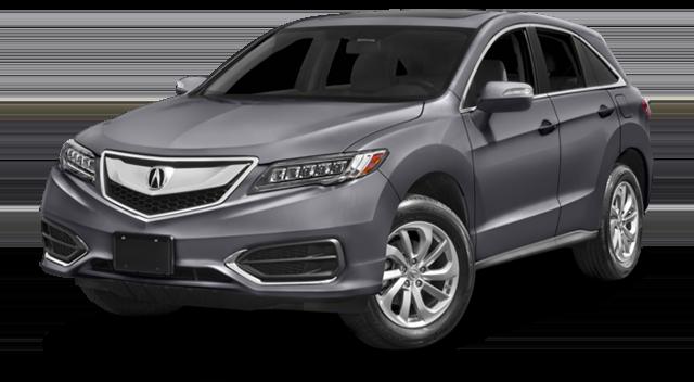 2017 Acura RDX Gray
