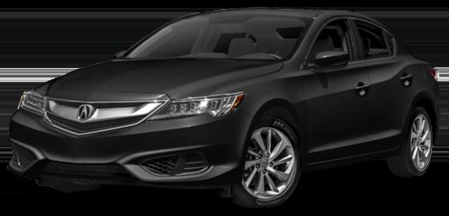 2017 Acura ILX Black