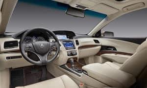 2018 Acura RLX Interior