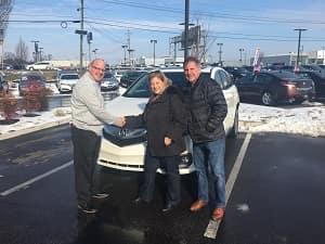Happy Customers at Elite Acura
