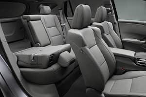 2018 Acura Seating