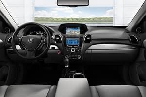 2018 Acura RDX Interior Dash