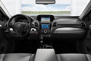 2018 Acura Interior
