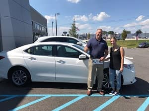 Elite Acura Happy Customer