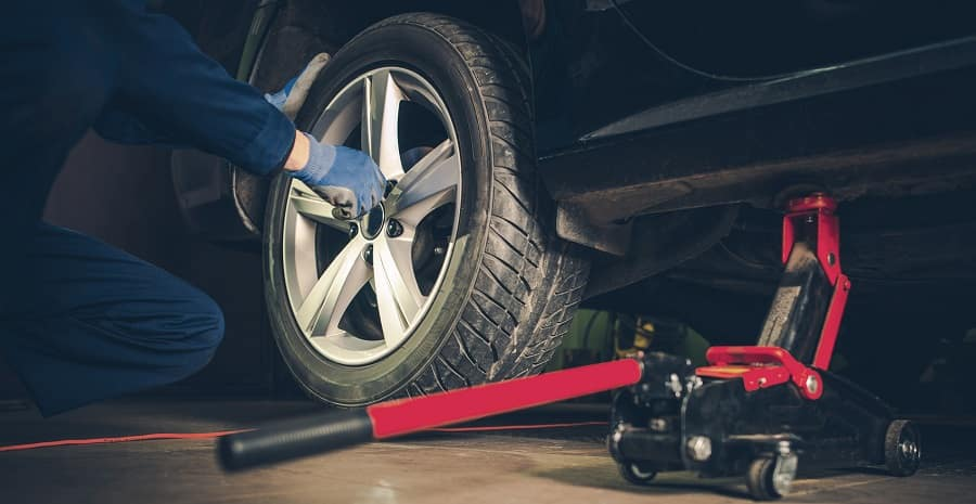 Tire Rotation Services in Maple Shade, NJ