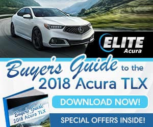 Buyer's Guide to the 2018 Acura TLX eBook CTA