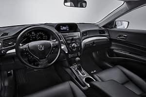 Acura ILX Interior Space