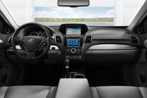 2019 Acura RDX Interior specifics