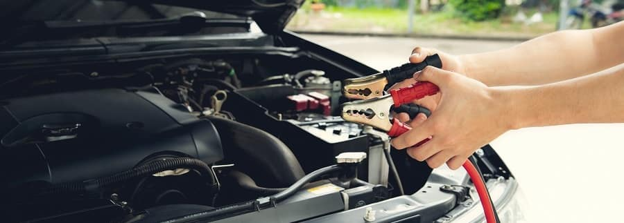 Jump Starting Your Car Battery