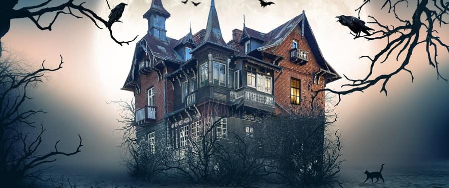 Best Haunted Houses near Maple Shade