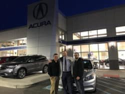 New Car Purchase at Elite Acura