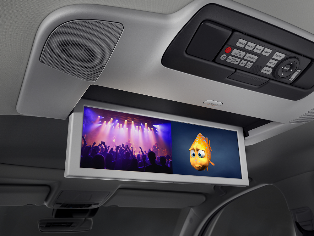 2018 Acura MDX Entertainment Package