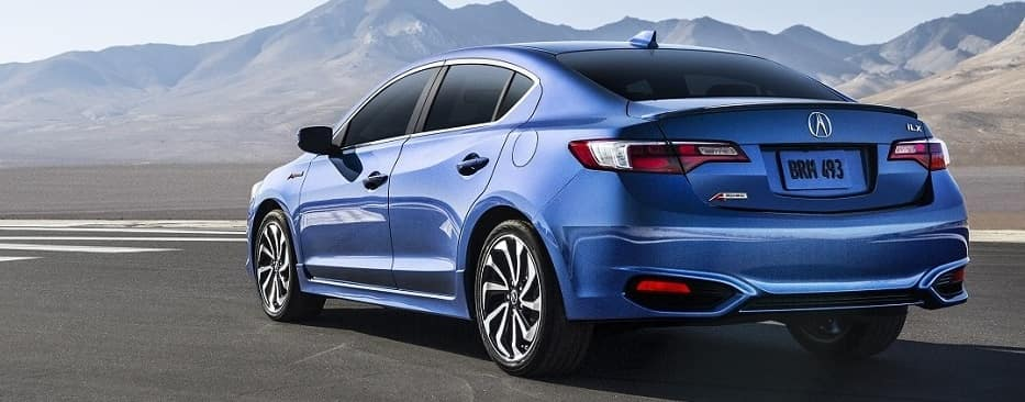 2018 ILX A-SPEC Catalina Blue Pear