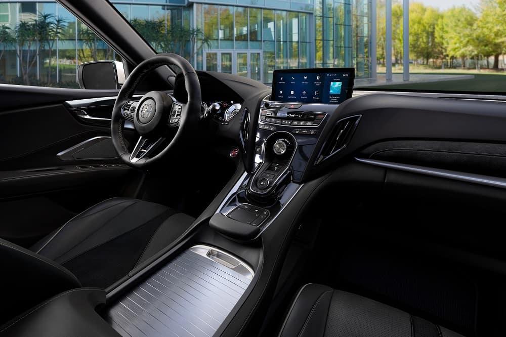 2109 Acura RDX Interior