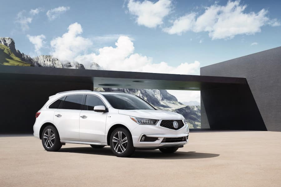 2018 Acure MDX