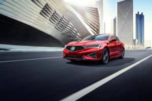 Standard Acura ILX Features