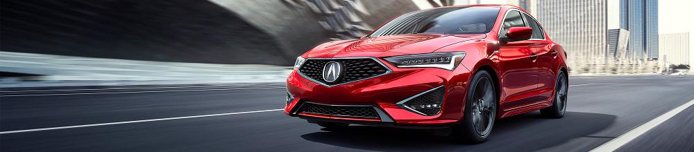 Red 2019 Acura ILX Maple Shade NJ