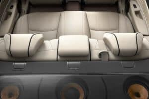 Acura RLX Seating