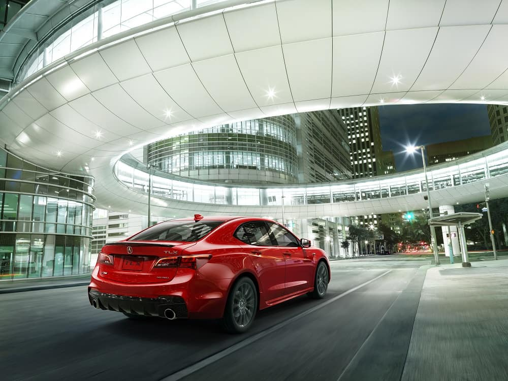 Acura TLX Lease Deals