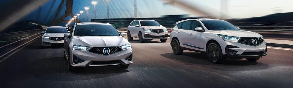 Acura Lease Deals