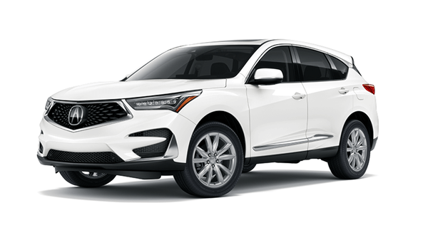 2020 Acura RDX Base in White