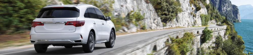 2019 Acura MDX Towing Capacity