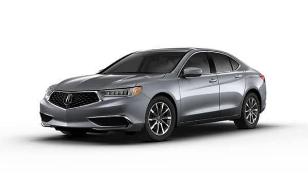2019 Acura TLX Base in Silver