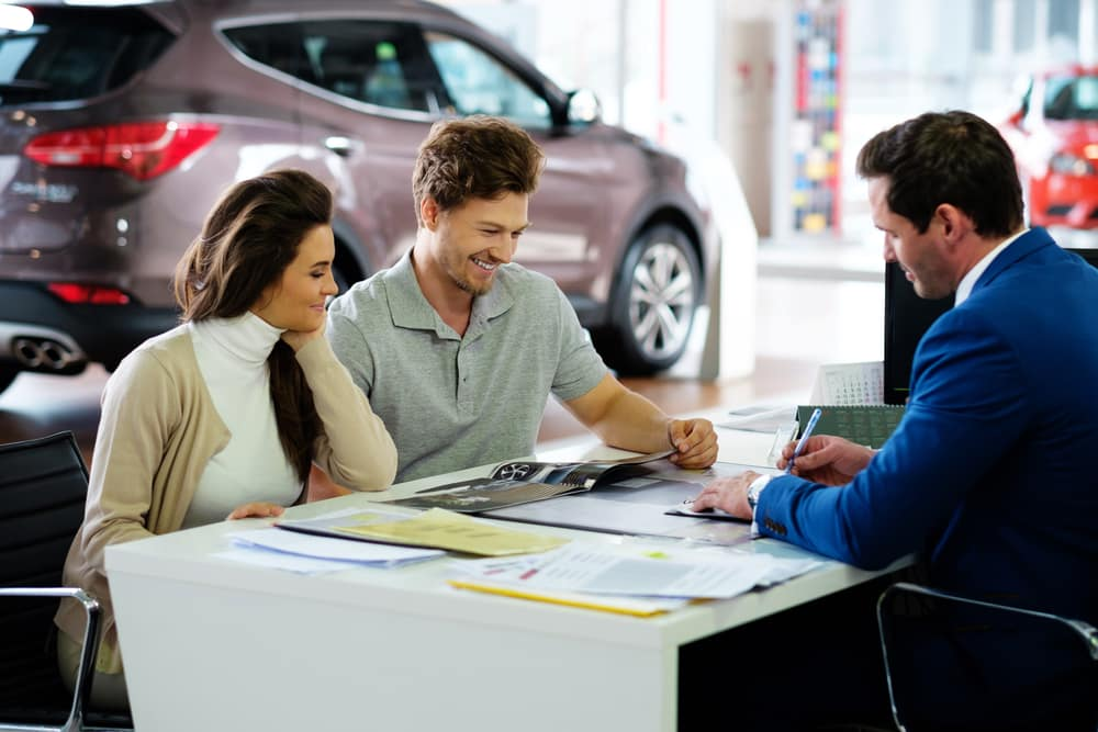 How to Lease an Acura at Finance Center