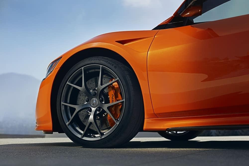 2019 Acura NSX Exterior Features