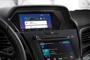 2019 Acura ILX Interior Technology