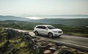 Acura MDX Performance