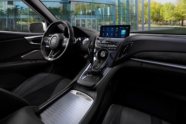Acura RDX Front Interior View
