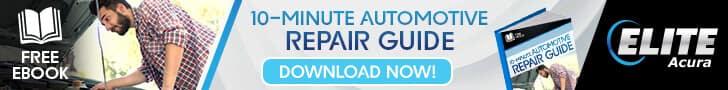 10 Minute Automotive Repair Guide eBook CTA