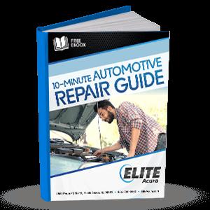 10 Minute Automotive Repair Guide eBook Thumbnail