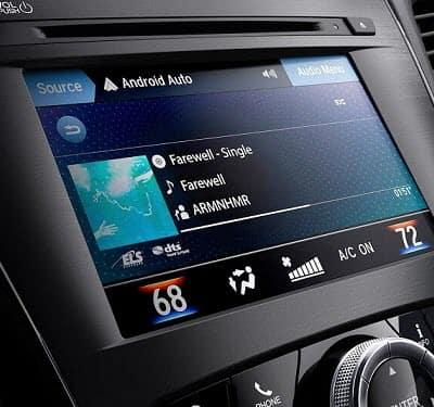 Acura ILX Spec Screen