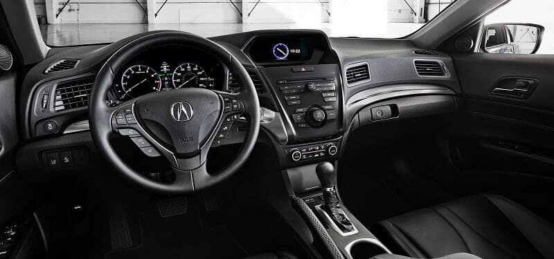 Acura ILX Base Interior