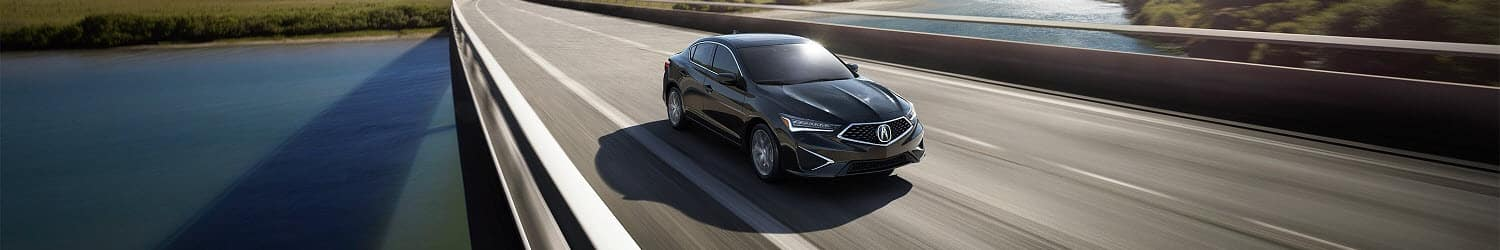 Acura ILX Driving on Road
