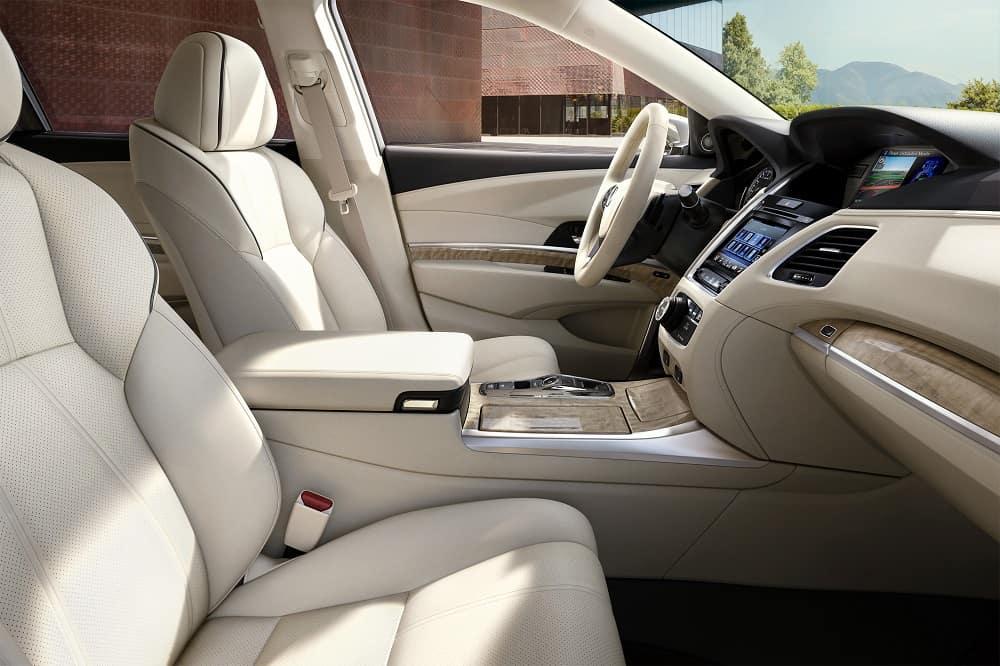 Acura RLX Cabin